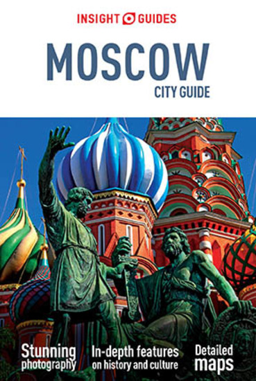 Insight Guides City Guide Moscow (Travel Guide eBook) - cover