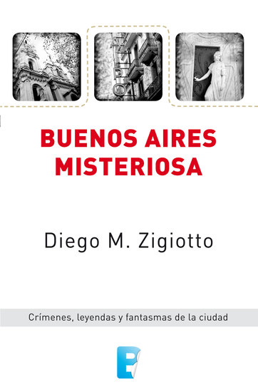 Buenos Aires misteriosa - cover