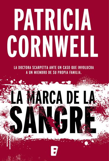 La marca de la sangre - cover