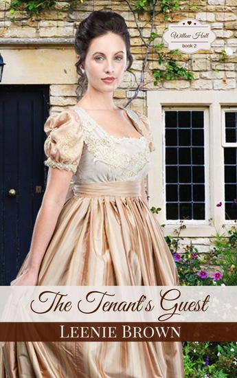 The Tenant's Guest: A Pride and Prejudice Variation Novella - Willow Hall Romance #2 - cover