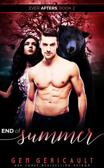 End of Summer - Ever Afters #2 - cover