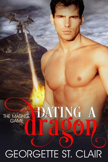 Dating A Dragon - The Mating Game #2 - cover