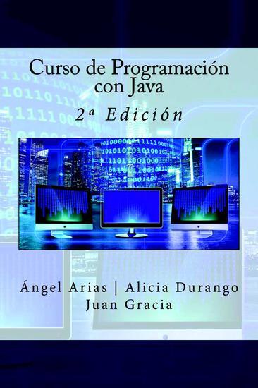 Curso de Programación con Java - 2ª Edición - cover