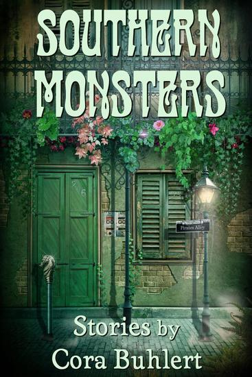 Southern Monsters - cover