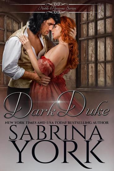Dark Duke - Noble Passions - cover