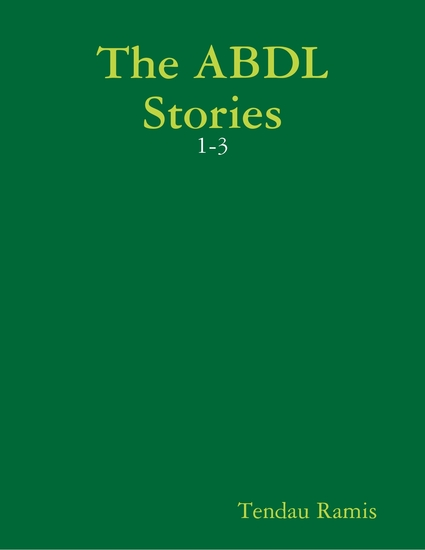 The ABDL Stories: 1-3 - cover