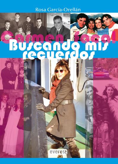 Carmen Facal Buscando mis recuerdos - cover