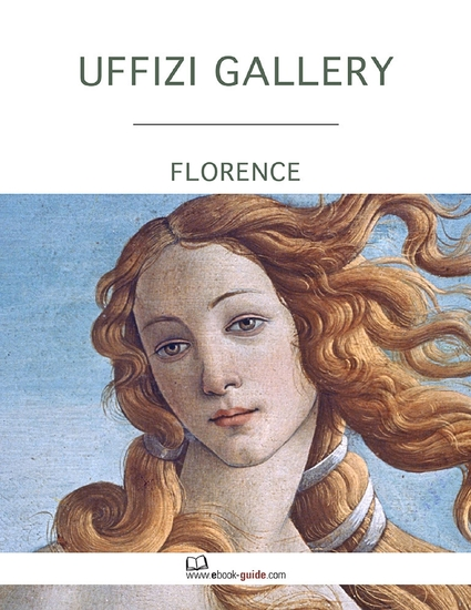Uffizi Gallery Florence - An Ebook Guide - cover