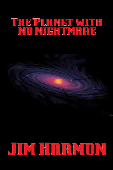 The Planet with No Nightmare - cover