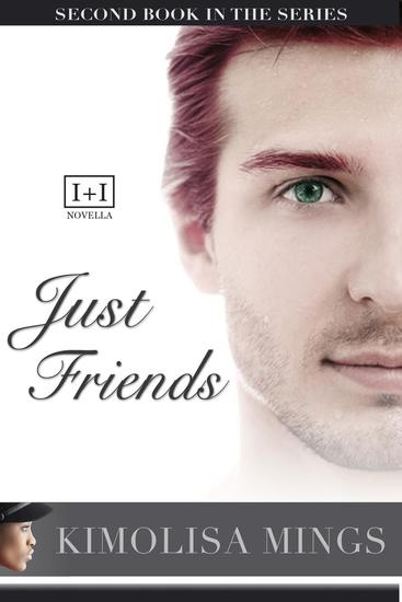 Just Friends - Lovers + Friends #2 - cover
