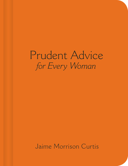Prudent Advice for Every Woman - cover