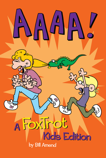 AAAA! (PagePerfect NOOK Book) - A FoxTrot Kids Edition - cover