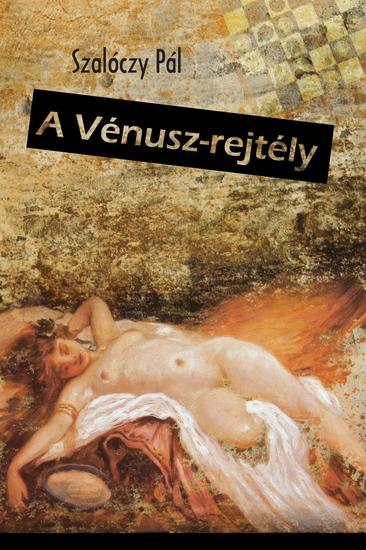A Vénusz-rejtély - cover