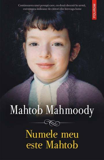 Numele meu este Mahtob - cover