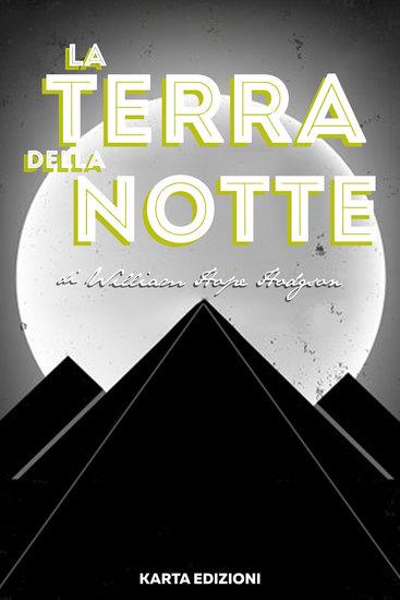 La terra della notte - Una storia d'amore - cover