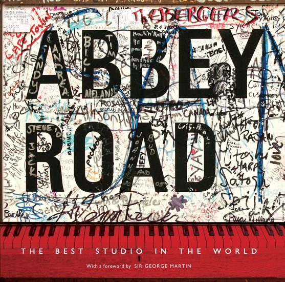 Abbey Road - The Best Studio in the World - cover