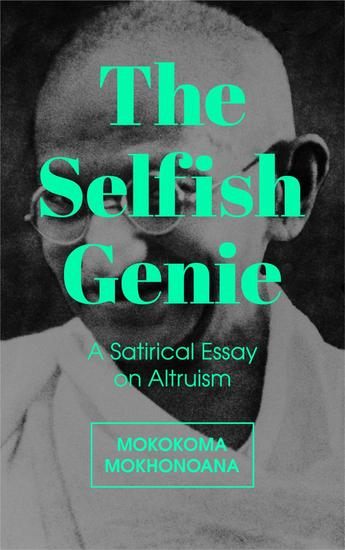 The Selfish Genie - cover