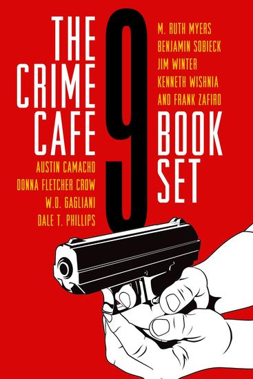 The Crime Cafe Nine Book Set - cover