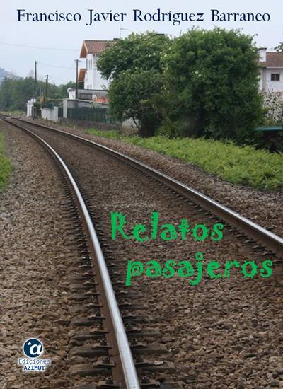 Relatos pasajeros - cover