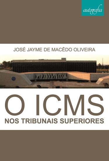O ICMS nos Tribunais Superiores - cover