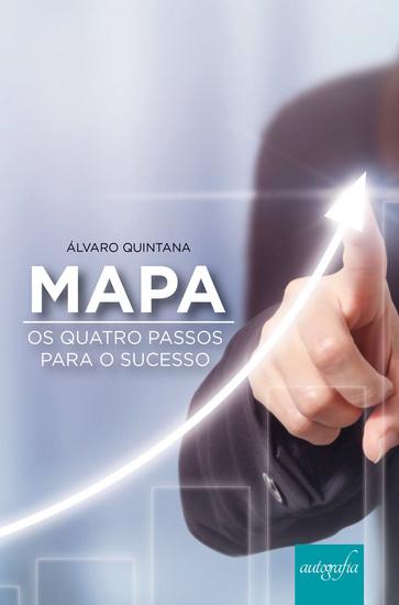 Mapa - Os quatro passos para o sucesso - cover