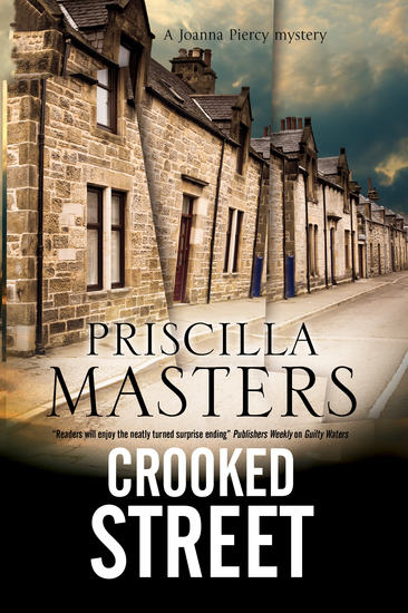 Crooked Street - A Joanna Piercy police procedural - cover