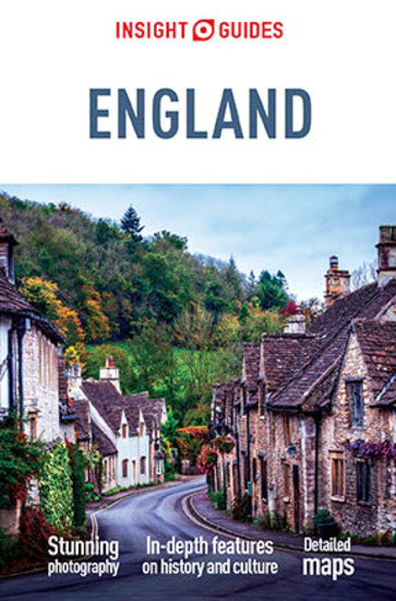 Insight Guides England (Travel Guide eBook) - cover
