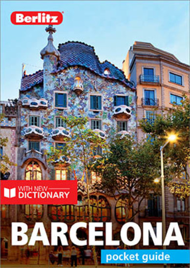 Berlitz: Barcelona Pocket Guide - cover