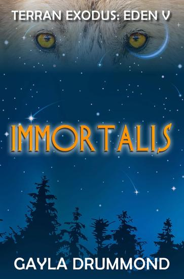 Immortalis - TERRAN EXODUS: EDEN V #1 - cover