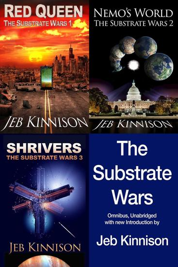 The Substrate Wars - cover