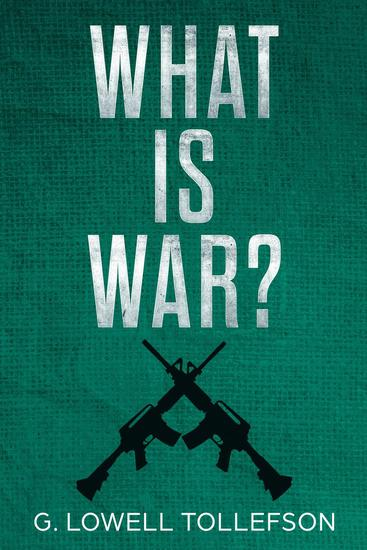 What Is War? - cover