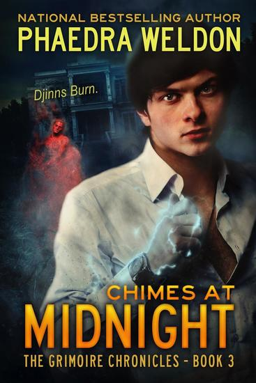 Chimes At Midnight - The Grimoire Chronicles #3 - cover