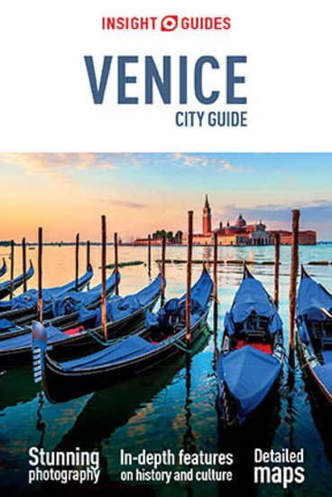 Insight Guides City Guide Venice (Travel Guide eBook) - cover