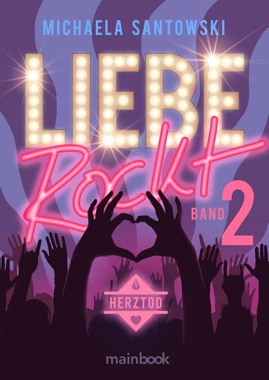 Liebe rockt! Band 2: Herztod - cover
