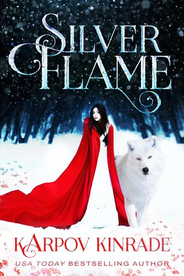 Vampire Girl 3: Silver Flame - Vampire Girl #3 - cover