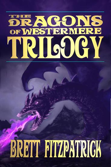 Dragons of Westermere Box Set - Dragons of Westermere - cover