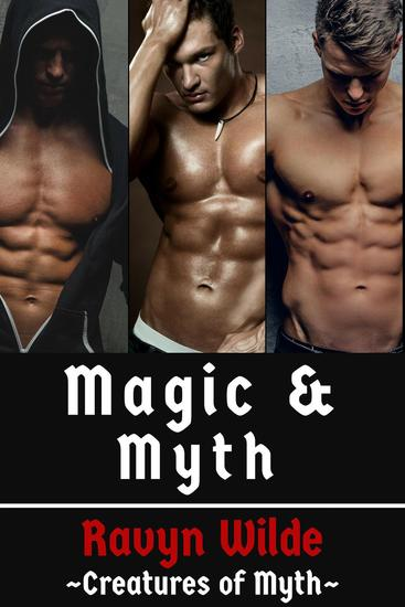 Magic & Myth - Creatures of Myth - cover