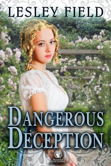 Dangerous Deception - Duchess in Danger - cover