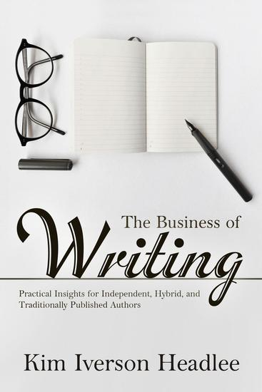 The Business of Writing - cover