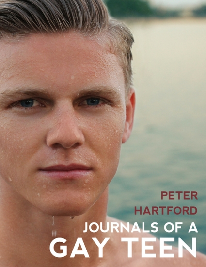Journals of a Gay Teen - cover