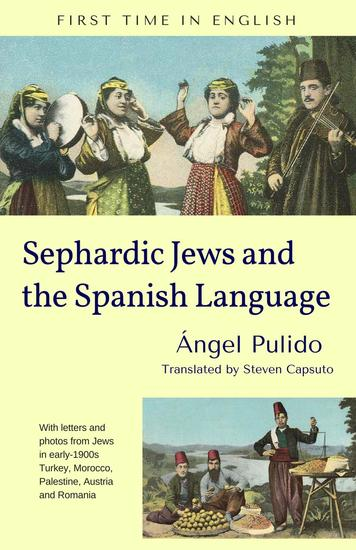 Sephardic Jews and the Spanish Language - cover