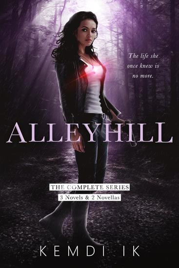 Alleyhill: The Complete Series - Alleyhill - cover