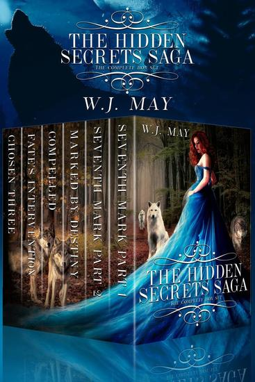 The Hidden Secrets Saga:The Complete Series - Hidden Secrets Saga - cover