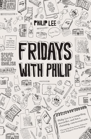 Fridays with Philip - cover