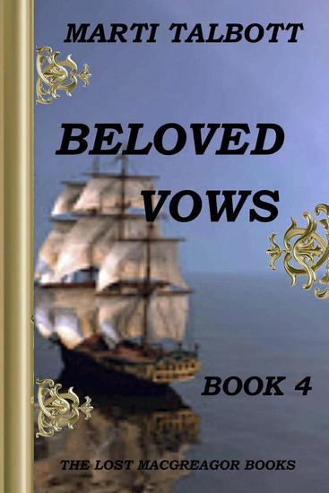 Beloved Vows Book 4 - (The Lost MacGreagor Books) #4 - cover