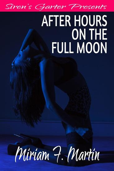 After Hours on the Full Moon - cover