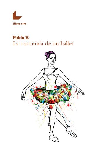 La trastienda de un ballet - cover