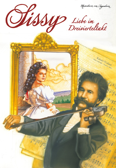 Sissy Band 14 - Liebe im Dreivierteltakt - cover