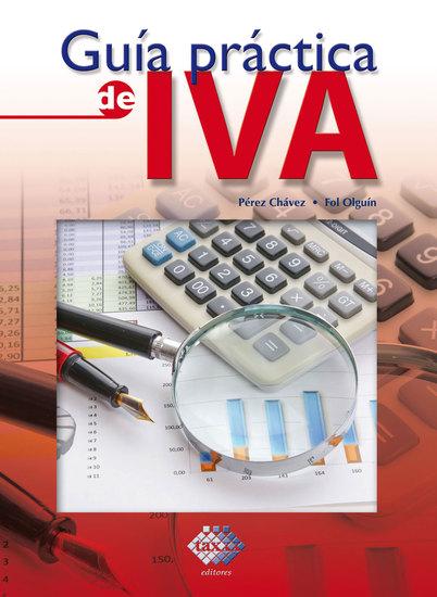 Guía práctica de IVA 2016 - cover