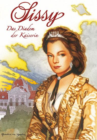 Sissy Band 9 - Das Diadem der Kaiserin - cover
